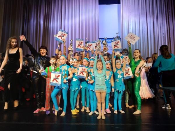 Волгодонский  коллектив «Арена» завоевал Гран-при престижного международного конкурса