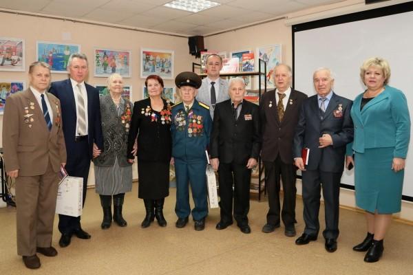 В Волгодонске прошла встреча ветеранов и молодежи, посвященная Дням воинской славы России