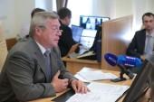 Губернатор Ростовской области предложил углубить Дон