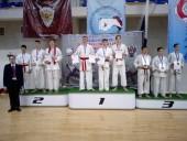 Волгодонские каратисты привезли четыре медали с всероссийских соревнований