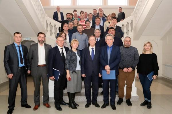 Никакой политики, только — бизнес: в Волгодонске открылась торгово-промышленная палата