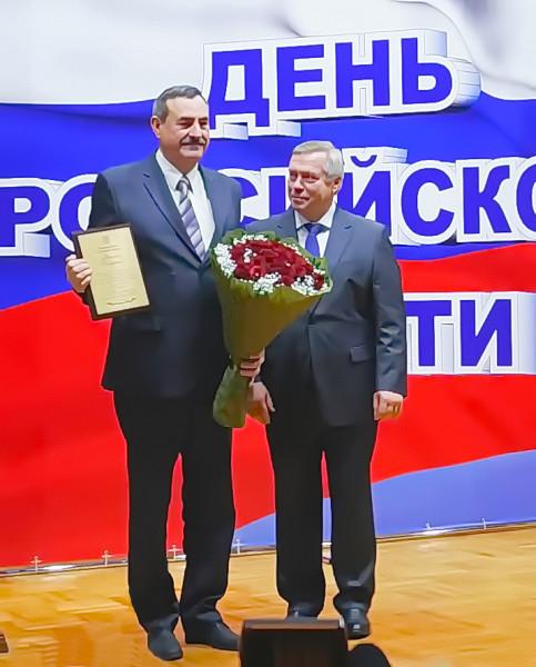 Очередная победа нашего земляка — Георгия Сорокина!