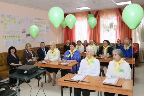 В ЦСО №1 состоялось открытие факультета «Ментальная арифметика»