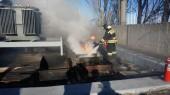 Ростовская АЭС: успешно проведена натурная проверка первичных средств пожаротушения