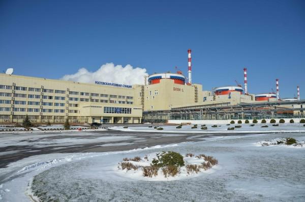 Энергоблок №4 Ростовской АЭС за первый год работы выработал 7 млрд кВтч электроэнергии