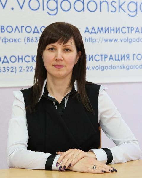 Начальником отдела культуры Волгодонска назначена Анжелика Жукова