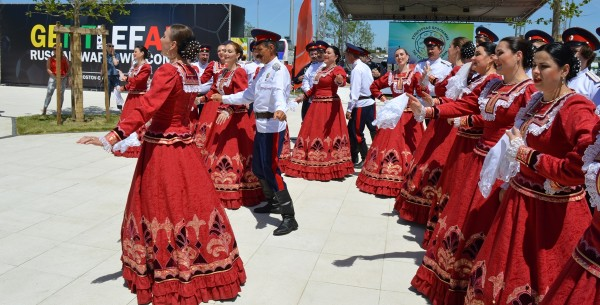 В Волгодонске стартовал  проект «Донской культурный марафон» — «Малая Родина – Донской край»