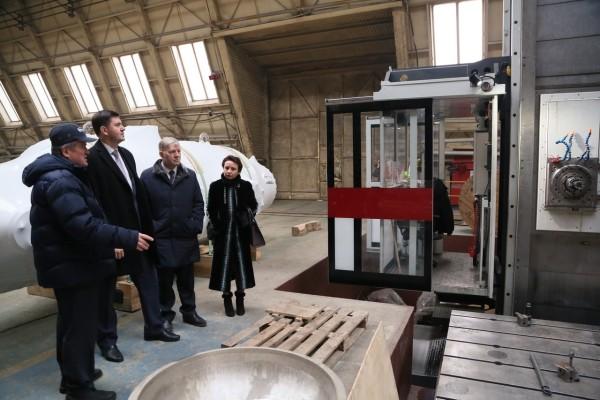 В промышленности Волгодонска успешно реализуются мощные прорывные технологии