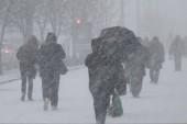 Снег и минусовая температура ожидают ростовчан на этой неделе