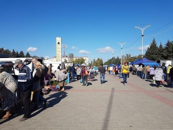 2 марта — ярмарка «выходного дня» по продаже пищевой и сельскохозяйственной продукции