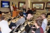 Лауреаты секции «Атомная наука и техника» в XI научно-практической конференции «Академия юных исследователей»