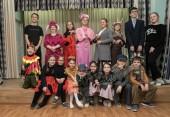 Инклюзивный детский театр «Крылья» представил премьерную постановку