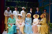 В городском молодежном драматическом театре с аншлагом прошел премьерный спектакль «Дачники»