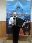 Никита Филонов примет участие в восемнадцатых Дельфийских играх России