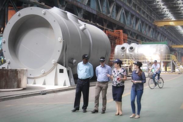 Атоммаш начинает производство оборудования реактора для АЭС «Руппур»