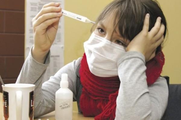 За неделю в Ростовской области выявили более 60 случаев заражения свиным и гонконгским гриппом