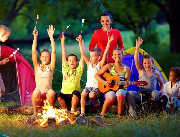 С 13 апреля начинается прием заявлений на выдачу бесплатных путевок для детей