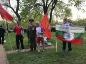 Участники IV этапа военно-спортивно патриотического проекта «Спасибо за Победу!» в Волгодонске
