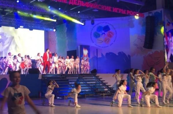 Ростовская область заняла первое место на Дельфийских играх России