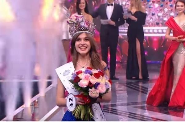 Дончанка Алина Санько стала «Мисс Россия – 2019»