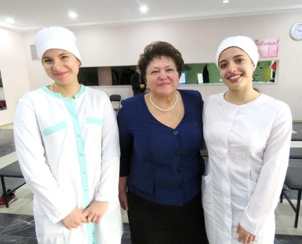 Медицинский колледж Волгодонска отметил 40-летие со дня основания