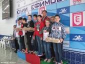 Областной турнир по плаванию в честь заслуженного мастера спорта Юлии Ефимовой