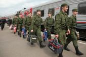 В России стартовал весенний призыв