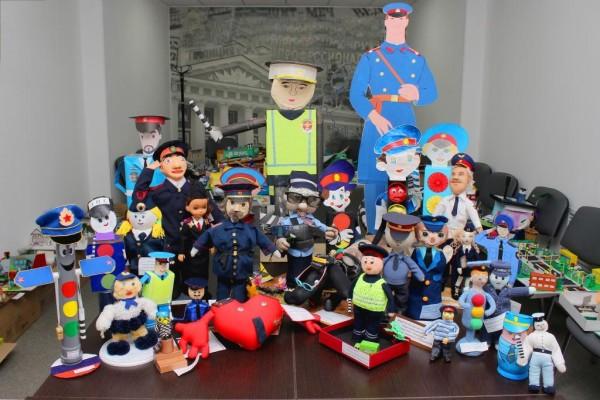 Всероссийский конкурс «Полицейский дядя Степа»