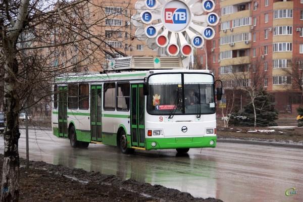 Департамент строительства и городского хозяйства: расписание общественного транспорта в дни Пасхи