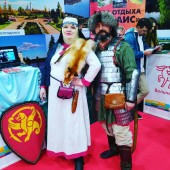 Волгодонцы представили «Великий шелковый путь на Дону» на XXII Международном фестивале туризма