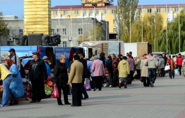 6 апреля — ярмарки «выходного дня» по продаже пищевой и сельскохозяйственной продукции
