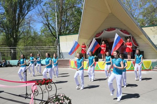 Городская «маевка» пройдет в парке Победы