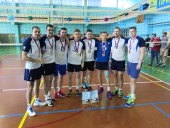 Волейбольная команда Ростовской АЭС – лучшая среди команд атомных станций России