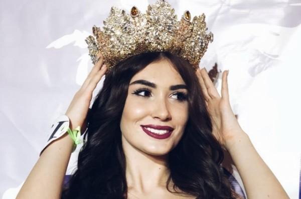 Первой красавицей Вселенной стала студентка из Ростова-на-Дону