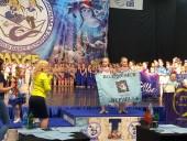 Воспитанники Детского центра духовного развития участвуют во Всемирной Танцевальной Олимпиаде
