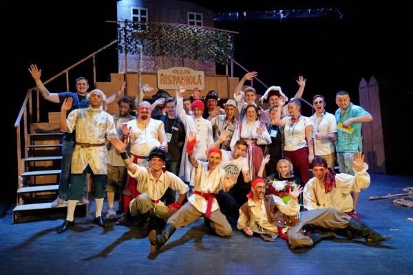 ВМДТ представил свои спектакли на IV Международном театральном фестивале «Поговорим о любви…»