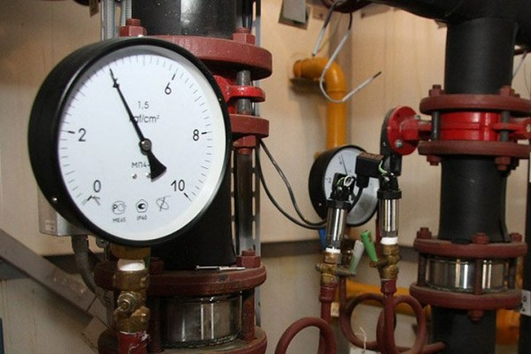 Гидравлические испытания на прочность и плотность тепловых сетей города Волгодонска