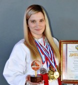 Волгодонская спортсменка Анна Новикова – первая донская чемпионка мира по рукопашному бою