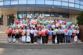 Более ста детей волгодонских атомщиков стали «круглыми» отличниками по итогам учебного года