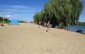 Пляж Волгодонска готов к приему посетителей