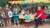 Девять многоквартирных домов Волгодонска пригласили гостей на празднование Дня соседей