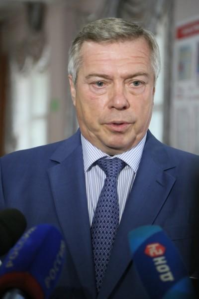 Василий Голубев: «Мы не оставим Волгодонск без поддержки».