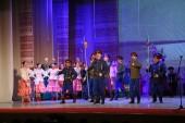 Виктор Мельников поздравил с 40-летием Народный ансамбль песни и танца «Казачий Дон»