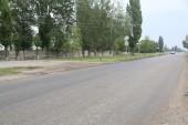 Завершен капитальный ремонт дороги на улице Степной