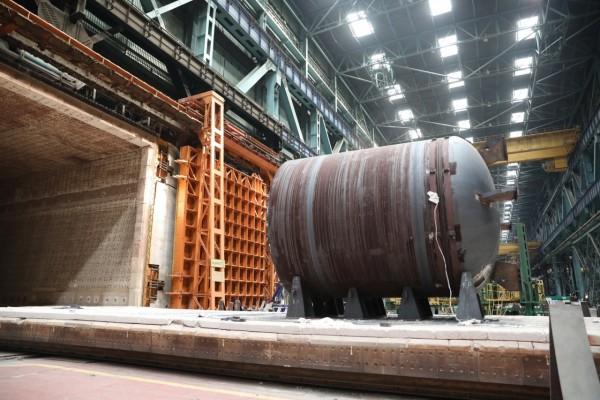 Компания АЭМ-технологии изготовила нижний полукорпус реактора для АЭС Аккую