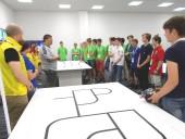 Робототехники Станции юных техников вошли в ТОП-8 на Всероссийской робототехнической олимпиаде