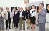 Виктор Мельников поздравил с юбилеем председателя Общественной палаты Волгодонска Виктора Стадникова