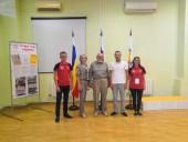 В преддверии Дня физкультурника и своего 80-летия Виктор Стадников сдал нормы ГТО