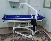 Отделение сестринского ухода  городской больницы №1 получило 58 единиц медицинского оборудования и мебели