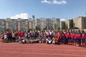 Юные футболисты из Волгодонска выиграли областной финал «Кожаного мяча»